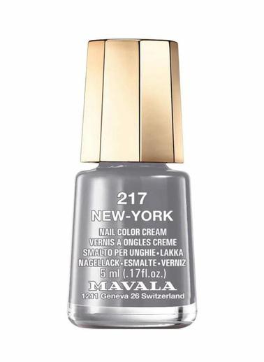 Mavala Mavala 217 New York Oje Gri
